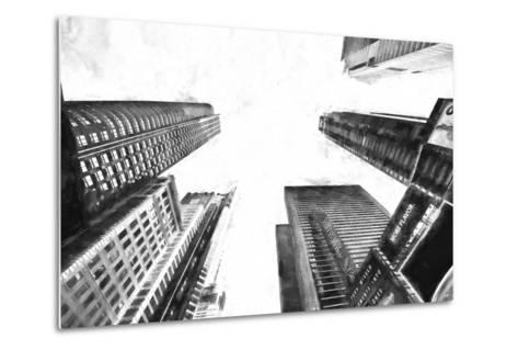 More Flavor in Times Square-Philippe Hugonnard-Metal Print