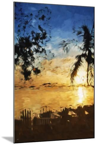 Tranquility II - In the Style of Oil Painting-Philippe Hugonnard-Mounted Giclee Print