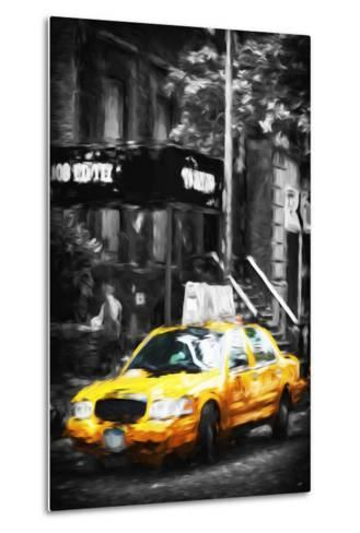 108 Fifth II - In the Style of Oil Painting-Philippe Hugonnard-Metal Print