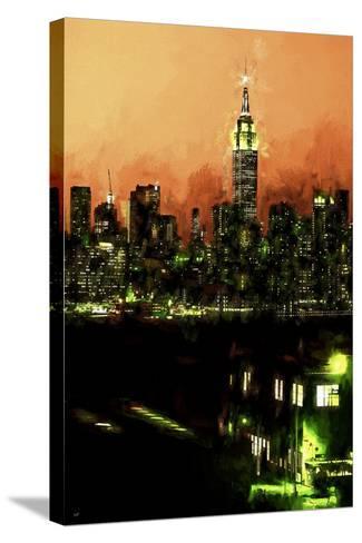 Deep Night-Philippe Hugonnard-Stretched Canvas Print