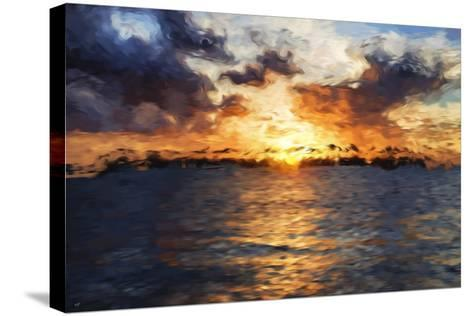 Glimmer of Hope - In the Style of Oil Painting-Philippe Hugonnard-Stretched Canvas Print