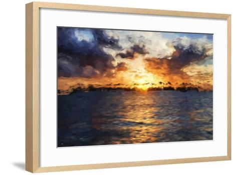Glimmer of Hope - In the Style of Oil Painting-Philippe Hugonnard-Framed Art Print