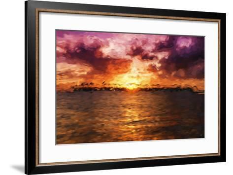 Glimmer of Hope II - In the Style of Oil Painting-Philippe Hugonnard-Framed Art Print
