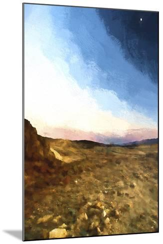 Desert Sunset-Philippe Hugonnard-Mounted Giclee Print