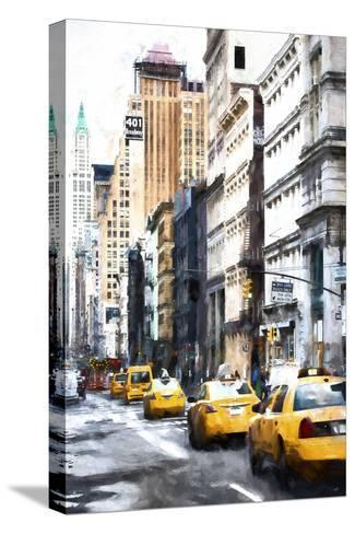 401 Broadway-Philippe Hugonnard-Stretched Canvas Print