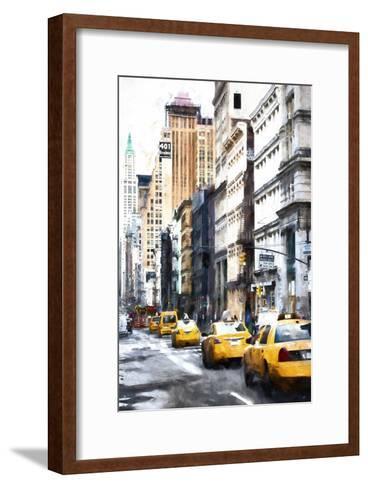 401 Broadway-Philippe Hugonnard-Framed Art Print