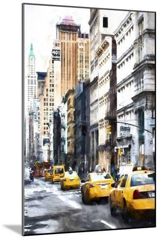 401 Broadway-Philippe Hugonnard-Mounted Giclee Print