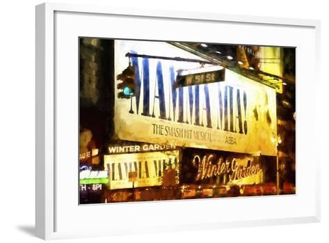 Smash Hit Musical-Philippe Hugonnard-Framed Art Print