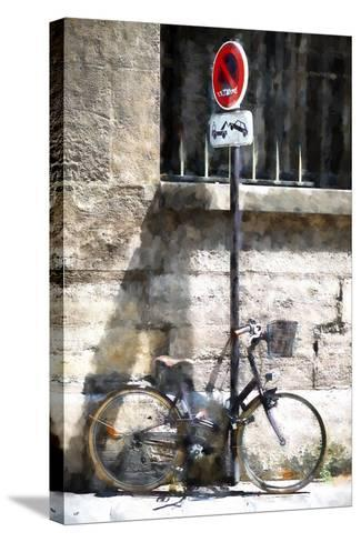 Bike Ride-Philippe Hugonnard-Stretched Canvas Print