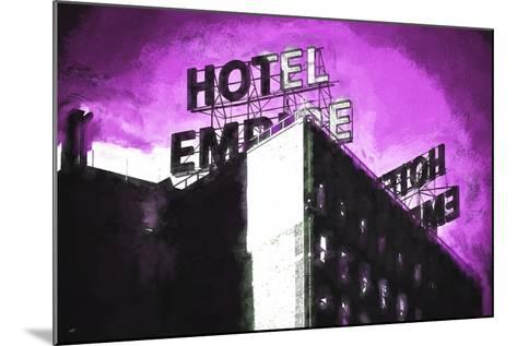 Hotel Empire III-Philippe Hugonnard-Mounted Giclee Print