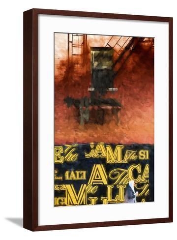 Art Stairs-Philippe Hugonnard-Framed Art Print