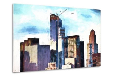 Skyscrapers-Philippe Hugonnard-Metal Print