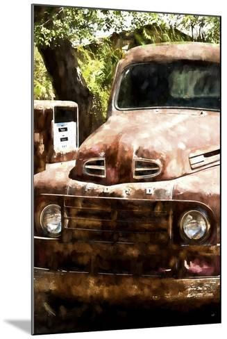 Truck Ford-Philippe Hugonnard-Mounted Giclee Print