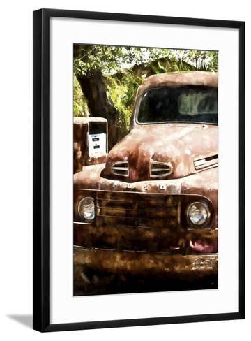 Truck Ford-Philippe Hugonnard-Framed Art Print