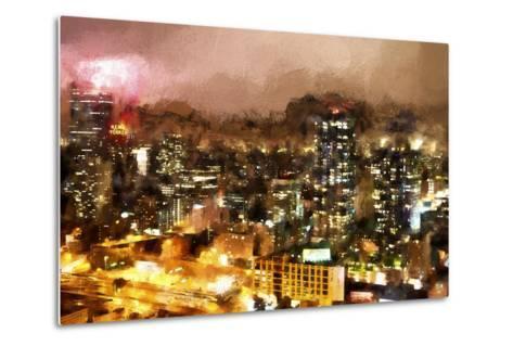 City Night-Philippe Hugonnard-Metal Print
