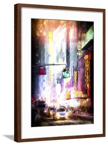 Empire Night-Philippe Hugonnard-Framed Art Print