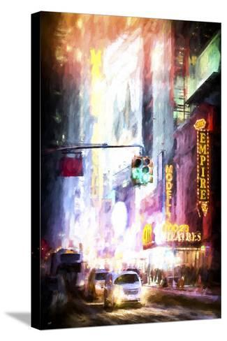 Empire Night-Philippe Hugonnard-Stretched Canvas Print