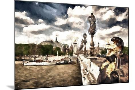 Moment in Paris-Philippe Hugonnard-Mounted Giclee Print