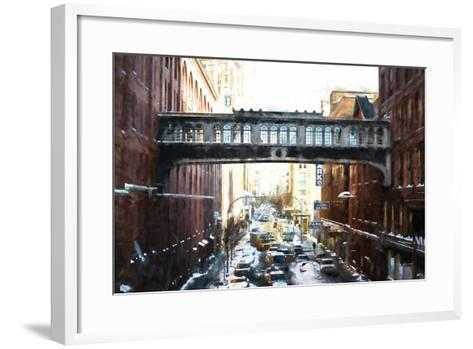 Windows on Bridge-Philippe Hugonnard-Framed Art Print