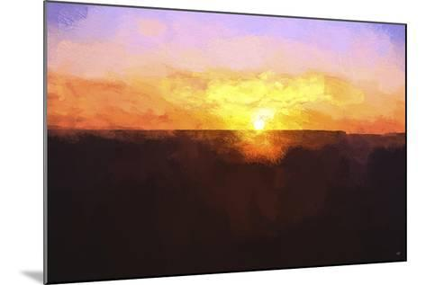Sunset-Philippe Hugonnard-Mounted Giclee Print