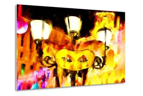 Party in Vegas - In the Style of Oil Painting-Philippe Hugonnard-Metal Print