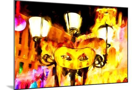 Party in Vegas - In the Style of Oil Painting-Philippe Hugonnard-Mounted Giclee Print