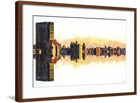 NYC Second Sight II-Philippe Hugonnard-Framed Art Print