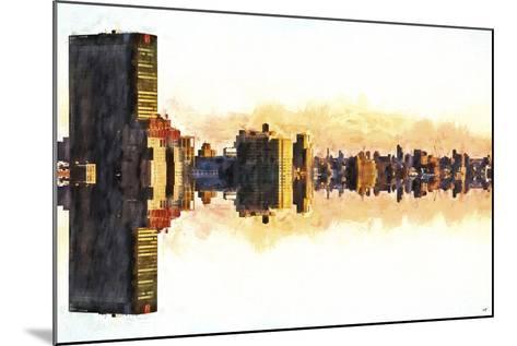 NYC Second Sight II-Philippe Hugonnard-Mounted Giclee Print