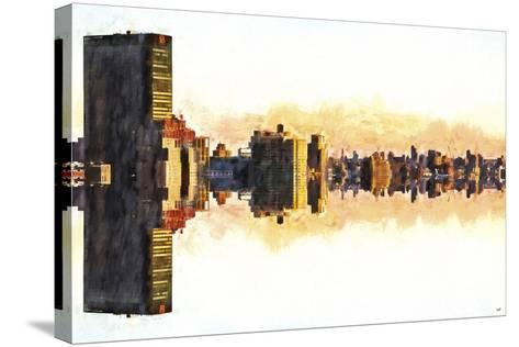 NYC Second Sight II-Philippe Hugonnard-Stretched Canvas Print
