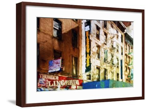 Hardware - In the Style of Oil Painting-Philippe Hugonnard-Framed Art Print