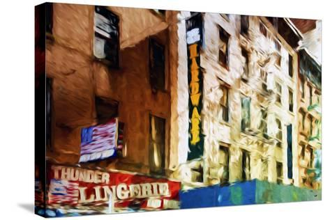 Hardware - In the Style of Oil Painting-Philippe Hugonnard-Stretched Canvas Print