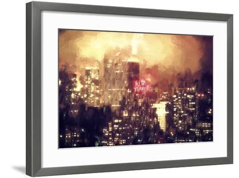 The New Yorker-Philippe Hugonnard-Framed Art Print