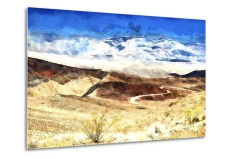 Death Valley California-Philippe Hugonnard-Metal Print
