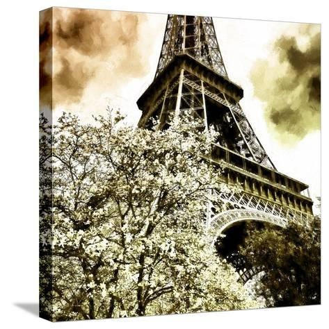 Eiffel Yellow-Philippe Hugonnard-Stretched Canvas Print