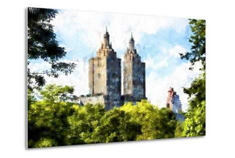 Central Park West-Philippe Hugonnard-Metal Print