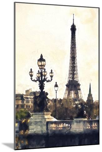 Paris So Romantic-Philippe Hugonnard-Mounted Giclee Print