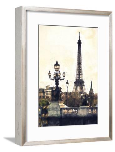 Paris So Romantic-Philippe Hugonnard-Framed Art Print