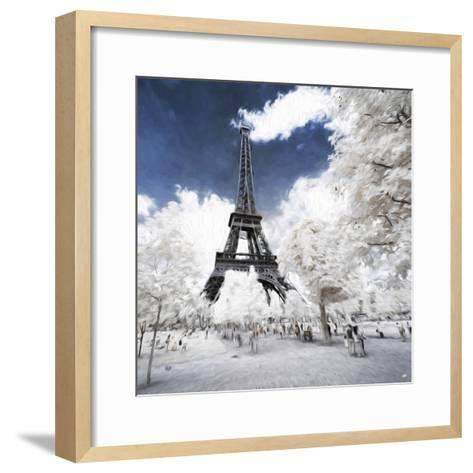 Observation - In the Style of Oil Painting-Philippe Hugonnard-Framed Art Print