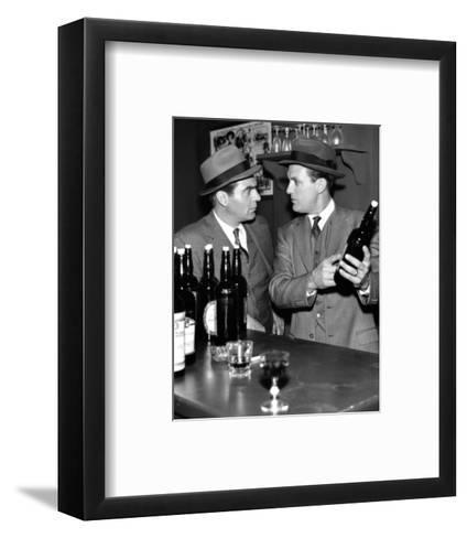 The Untouchables--Framed Art Print