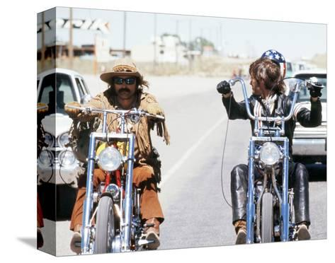 Easy Rider--Stretched Canvas Print