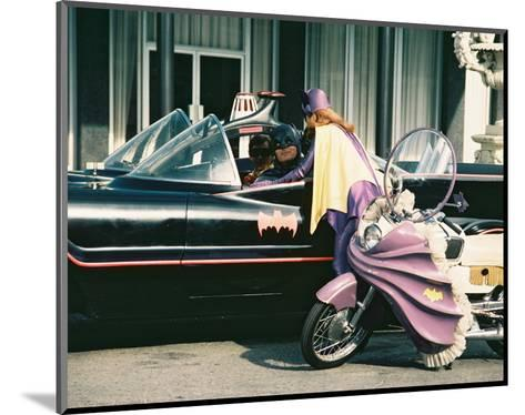 Batman--Mounted Photo