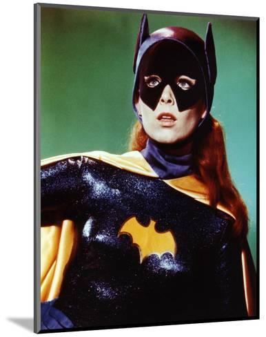 Batgirl--Mounted Photo