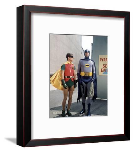 Batman--Framed Art Print