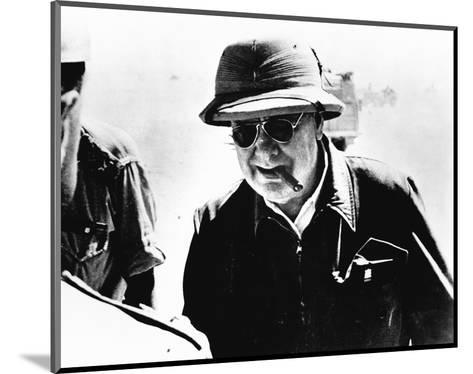 Winston Churchill--Mounted Photo