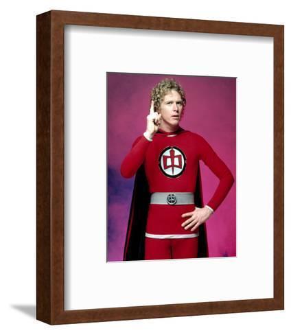 The Greatest American Hero--Framed Art Print