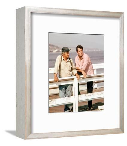 The Rockford Files--Framed Art Print