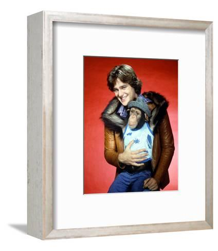 B.J. and the Bear--Framed Art Print
