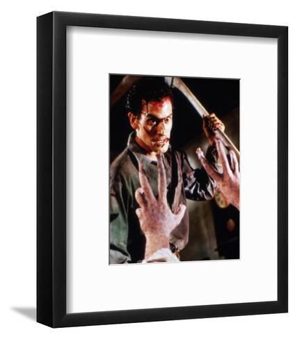 Evil Dead II--Framed Art Print