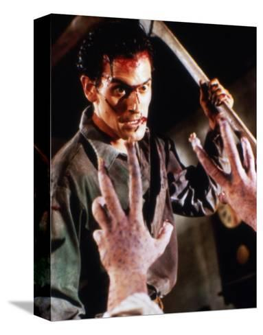 Evil Dead II--Stretched Canvas Print