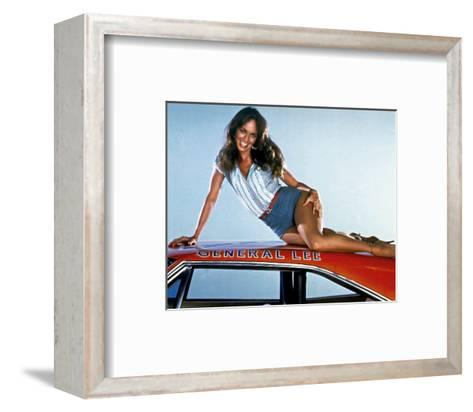 The Dukes of Hazzard--Framed Art Print